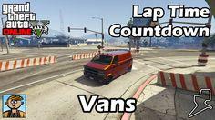 Fastest Vans (2017) - GTA 5 Best Fully Upgraded Cars Lap Time Countdown #GrandTheftAutoV #GTAV #GTA5 #GrandTheftAuto #GTA #GTAOnline #GrandTheftAuto5 #PS4 #games