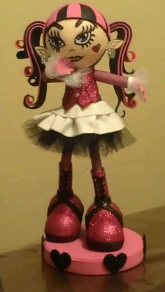 Monster high fofucha