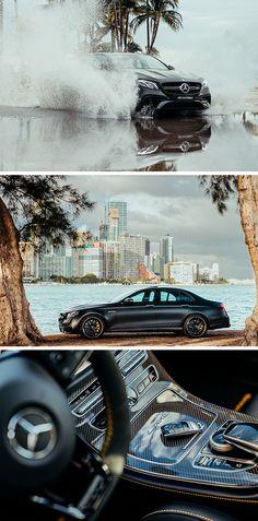 Get out the way, here comes the Mercedes-AMG E 63! Photos by Steven Sampang (www.stevensampang.com) for #MBPhotoPass via @mercedesbenzusa  [Mercedes-AMG E 63 | Kraftstoffverbrauch kombiniert: 9,1 - 8,8 l/100 km | CO₂-Emissionen kombiniert: 207 - 199 g/km |http://mb4.me/Rechtlicher_Hinweis/]