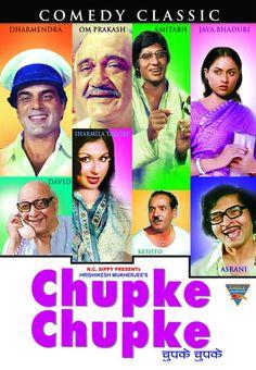 Chupke Chupke [1975] FuII•Movie•Streaming