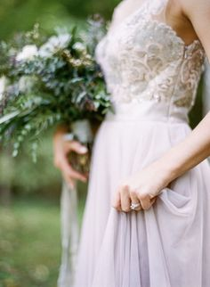BHLDN Lucca Maxi Wedding Gown NWT