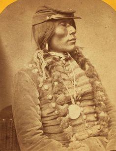 Юты, 1871 год