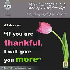 Alhamdulillah :)