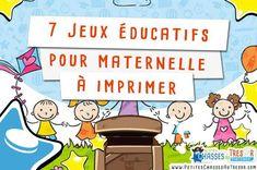 jeux éducatif maternelle