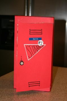 locker valentine box very cool for my soon to be middle schooler who - Cool Ideas For Valentines Day