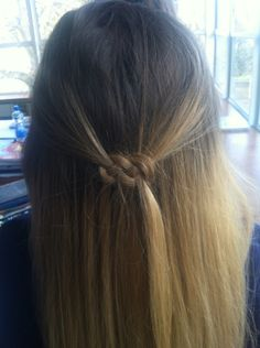 Another hairstyle