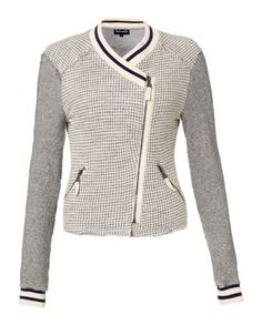 Splendid Rydell boucle jacket – Atterley Road