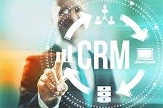 Microsoft Dynamics Customer Relationship Management (CRM) is a business solution to help develop leads, nurture contacts, track your sales, and keep your customers happy. Dynamics CRM is a server-client application, which, like Microsoft SHARE POINT is primarily an IIS-based web application which also supports extensive web services interfaces.