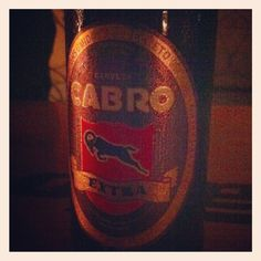 Real beer!!!! The best!!!