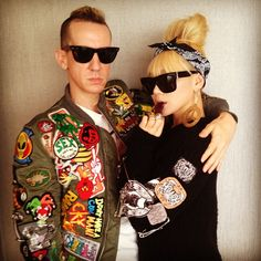 #JeremyScott and# CL in Hong Kong « YGLADIES #2NE1