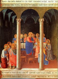 Communion of the Apostles, Fra Angelico, 1451