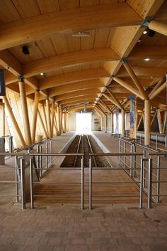 Hochschneeberg uphill station (A) - Rubner Holzbau - The ideal partner for large wood projects