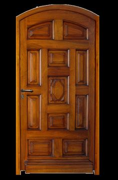 Modern Wooden Doors, Wooden Main Door Design, Home Engineering, Home Decor, Wooden Gates, Stairs Architecture, Decoration Home, Room Decor, Home Interior Design