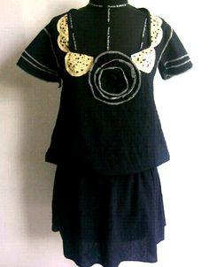 TOI et MOI summer dress on black