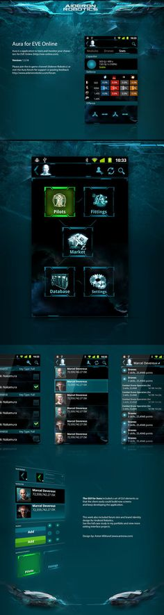 http://karsten.deviantart.com/art/Aura-eveonline-game-app-gui-design-404905177