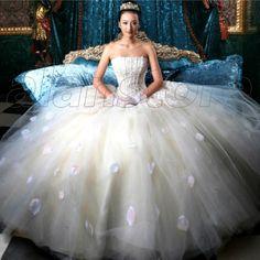 Princess Style Wedding Dresses, princess wedding dress the wedding ...
