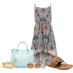 Paisley Summer II, created by coombsie24 on Polyvore