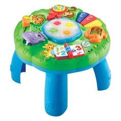 Leapfrog Little Leaps Spiel & Bewege Lernspielzeug