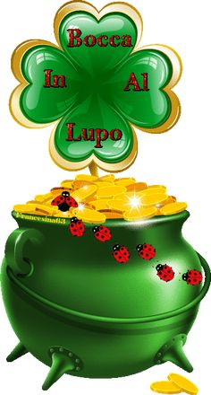 Good Luck Clover, Simple Oil Painting, Money Pictures, In Natura, Green Frog, Pot Of Gold, Leprechaun, Runes, Smiley