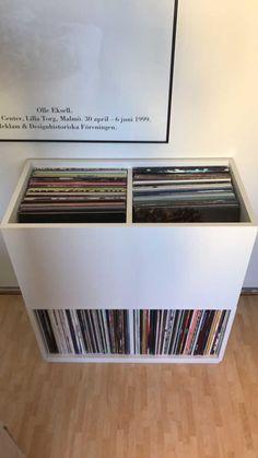 IKEA eket record storage - Imgur