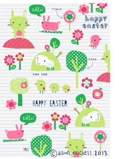 happy easter by pop-i-cok