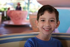 Kingdom Konsultant Travel Blog: Tips for Success with a Timid Child at Walt Disney...