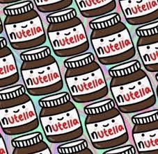 Afbeeldingsresultaat voor nutella tumblr