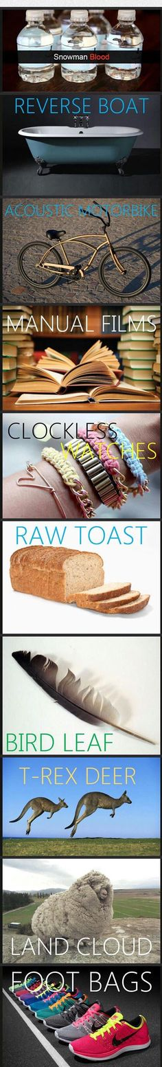 Better names for everyday objects - 9GAG