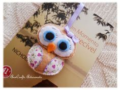 Bookmark Owl