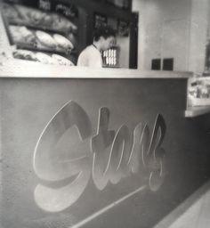 Stanz -Bagel Bakery in Paris