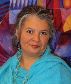 Margarete-Bagshaw-artist. Helen Hardin's daughter and Pablita Velarde's granddaughter.