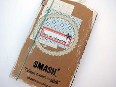 Coffee Girl Crafts: A blog about pretty things: The Mini Smash Book