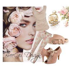 """Rose Garden"" by breegii on Polyvore"