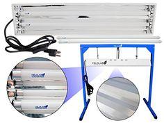 Yield Lab Complete 24w T5 Dual Bulb Fluorescent Grow Light Kit (6400K) https://bestgrowlight.review/yield-lab-complete-24w-t5-dual-bulb-fluorescent-grow-light-kit-6400k/