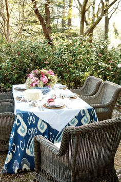 Spring entertaining ideas from @Danielle D Rollins
