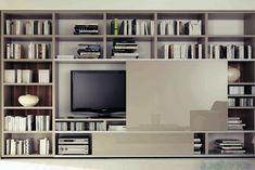 Salonunuz İçin Televizyon Ünitesi Fikirleri | Dekorlar.com