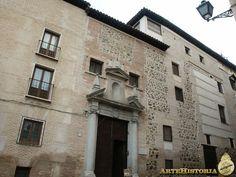 iglesia san clemente toledo | Convento de San Clemente el Real (Toledo) - Obra - ARTEHISTORIA V2