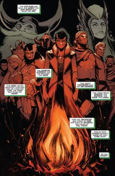 The Teller of Tall Tales in Loki: Agent of Asgard #17