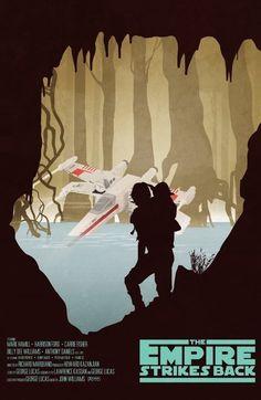 Star Wars: Episode V - The Empire Strikes Back / Star Wars: Episode V - Das Imperium schlägt zurück