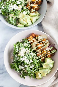 Curry Sweet Potato Bowl | Fig & Thyme