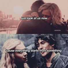 Lyric Quotes, Lyrics, Life Quotes, Bellarke Fanfiction, Who You Love, Clexa, The Hundreds, Best Series, Tv Shows