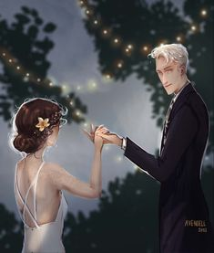Harry Potter Artwork, Harry Potter Feels, Draco Harry Potter, Harry Potter Ships, Harry Potter Images, Draco And Hermione Fanfiction, Dramione Fan Art, Draco Malfoy Fan Art, Desenhos Harry Potter