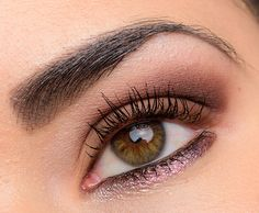 Here's a look featuring Urban Decay's newest Naked palette! Hazel Eye Makeup, No Eyeliner Makeup, Eye Makeup Tips, Makeup For Brown Eyes, Smokey Eye Makeup, Makeup Ideas, Makeup Products, Makeup Hacks, Beauty Products