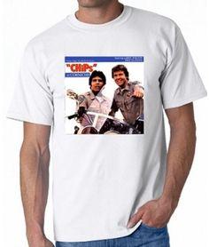 """""""CHiPs"""" shirt"""
