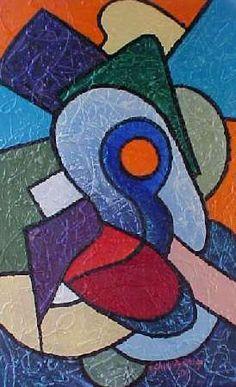 Pablo Picasso Cubism | painting original cubism contemporary cubist cubism expressions ...