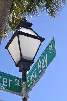 Charleston Charm: East Bay Street