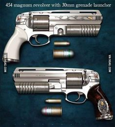 Because normal bullets are too mainstream
