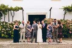 A Destination Wedding in Portugal From Albert Palmer Photography www.albertpalmerphotography.com