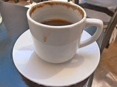 Koffie drinken in Cyprus.... Doe maar!   #sterke #koffie