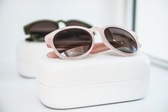 """Paris"" Sunglasses in Rose #aninebing"
